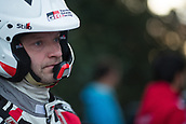5th October 2017, Costa Daurada, Salou, Spain; FIA World Rally Championship, RallyRACC Catalunya, Spanish Rally; Juho HANNINEN- Kaj LINDSTROM Toyota Gazoo Racing WRT ready for the shakedown