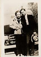 Bonnie & Clyde family album.