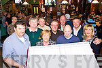 Pictured in the Castle bar for the start of Cheltenham on Tuesday were Vincent Sheehy, Niall Murphy, Chrissie Clifford, Eamon Hickey, Jerimah Naughton, Sean Hutchinson, Aidan Teehan, Gerard Sullivan and Mandy Clifford.
