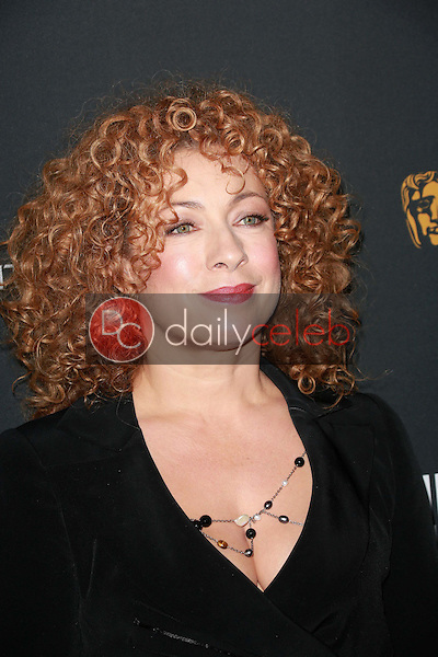 Alex Kingston<br />