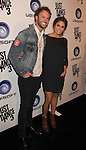 """Paul McDonald and Nikki Reed arrive at the launch of """"Just Dance 3"""" at The Beverly on October 4, 2011 in Los Angeles, California."""