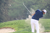 Clement Sordet (FRA) during the final round of the Volvo China Open played at Topwin Golf and Country Club, Huairou, Beijing, China 26-29 April 2018.<br /> 29/04/2018.<br /> Picture: Golffile | Phil Inglis<br /> <br /> <br /> All photo usage must carry mandatory copyright credit (&copy; Golffile | Phil Inglis)