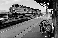 Grand Junction Colorado, June 16, 2012.Amtrak train station..