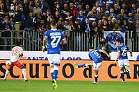 Alfredo Donnarumma of Brescia scores the goal of 1-0 <br /> Brescia 24-09-2019 Stadio Rigamonti<br /> Football Serie A 2019/2020 Brescia - Juventus  <br /> Photo Matteo Gribaudi / Image Sport / Insidefoto