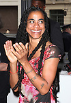 Suzan-Lori Parks attending the Unveiling of the Revitalized Public Theater at Astor Place in New York City on 10/4/2012.