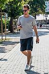 27.08.2019, wohninvest WESERSTADION, Bremen, GER, 1.FBL, Training SV Werder Bremen<br /> <br /> im Bild<br /> Sebastian Langkamp (Werder Bremen #15), <br /> <br /> Foto © nordphoto / Ewert