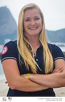USAPH79 Helena Scutt USAHS38<br /> <br /> 2016 Olympic Games <br /> Rio de Janeiro