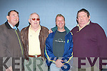 SUPPORTERS: Supporting the Good Friday Basketball Blitz in Cumann Iosaef, Tralee on Friday. l-r: Eddie O'Shea, Bruddy Burrows, Gerard Nammock and Michael O'Brien..