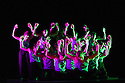 London, UK. 19.11.2012. Bathseva Ensemble presents DECA DANCE at Sadler's Wells. The company comprises: Mario Bermudez Gil, Noam Eidelman Shatil, Tamir Eting, Mariko Kakizaki, Keren Lurie-Pardes, Rani Lebzelter, Shaked Leibzirer, Shani Licht, Ayelet Nadav, Or Schraiber, Shane Scopatz, Gil Shachar, Oz Shoshan, Maya Tamir, Eduard Turull, Zina Zinchenko. Photocredit: Jane Hobson.