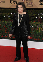www.acepixs.com<br /> <br /> January 29 2017, LA<br /> <br /> Lily Tomlin arriving at the 23rd Annual Screen Actors Guild Awards at The Shrine Expo Hall on January 29, 2017 in Los Angeles, California<br /> <br /> By Line: Peter West/ACE Pictures<br /> <br /> <br /> ACE Pictures Inc<br /> Tel: 6467670430<br /> Email: info@acepixs.com<br /> www.acepixs.com