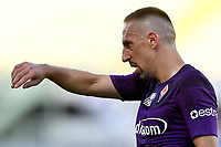 Franck Ribery of Fiorentina reacts during the Serie A football match between ACF Fiorentina and Brescia Calcio at Artemio Franchi stadium in Florence ( Italy ), June 22th, 2020. Play resumes behind closed doors following the outbreak of the coronavirus disease. <br /> Photo Antonietta Baldassarre / Insidefoto