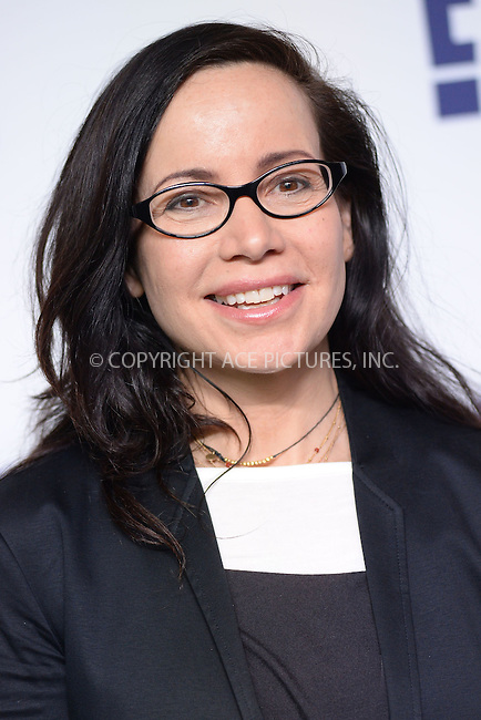 WWW.ACEPIXS.COM<br /> May 15, 2014 New York City<br /> <br /> Janeane Garofalo attending NBCUniversal Cable Entertainment Upfront at the Javits Center in New York City on Thursday, May 15, 2014.<br /> <br /> Please byline: Kristin Callahan/ACE Pictures<br /> <br /> ACEPIXS.COM<br /> <br /> Tel: (212) 243 8787 or (646) 769 0430<br /> e-mail: info@acepixs.com<br /> web: http://www.acepixs.com
