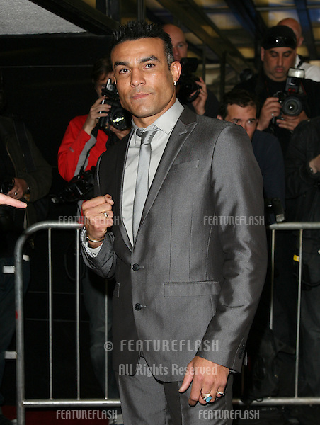 Robin Reid arriving at the premiere of 'Killer Bitch' at the Curzon Mayfair, London.  29/04/2010  Picture by: Alexandra Glen / Featureflash
