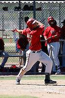 Nelson Gomez - Arizona Diamondbacks - 2009 spring training.Photo by:  Bill Mitchell/Four Seam Images