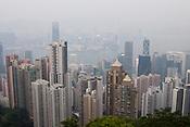 Hong Kong city scenes.