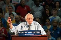 Bernie Sanders campaigning in Milton MA 2.29.16