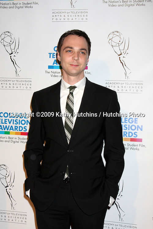 Jim Parsons arriving at the 30th College Television Awards Gala at Culver Studios in Culver City, CA on  March 21,  2009 .©2009 Kathy Hutchins / Hutchins Photo...                .