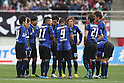 Gamba Osaka team group, MARCH 10, 2012 - Football / Soccer : 2012 J.LEAGUE Division 1, 1st sec match between Gamba Osaka 2-3 Vissel Kobe at Expo'70 Commemorative Stadium, Osaka, Japan. (Photo by Akihiro Sugimoto/AFLO SPORT) [1080]