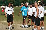 DB BRUNICO (BOLZANO) 17/07/2007 - ALLENAMENTO INTER / ADRIANO AFFATICATO / FOTO SPORT IMAGE..Training..Training - Internazionale..1st January, 1970..--------------------..Sportimage +44 7980659747..admin@sportimage.co.uk..http://www.sportimage.co.uk/