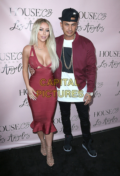 14 June 2016 - West Hollywood, California - Aubrey O'Day, Pauly D. House of CB Flagship Store Launch held at The House of CB Store. <br /> CAP/ADM/SAM<br /> &copy;SAM/ADM/Capital Pictures