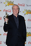 Michael Caine honored with lifetime achievement award at the Showest 2009 Awards held at the Paris Hotel in Las Vegas Nevada, April 2, 2009. Fitzroy Barrett