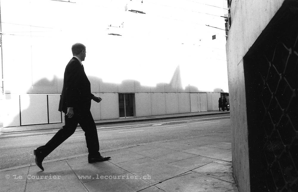 Genève, le 04.2009. .© Interfoto