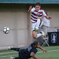 Stanford Soccer M vs Tulsa, September 9, 2017