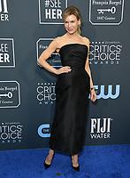 JAN 12 25th Annual Critics' Choice Awards - Press Room
