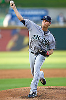 Baldwin, Andy 4008.jpg.  PCL baseball featuring the Tacoma Rainers at Round Rock Express at Dell Diamond on August 5th 2009 in Round Rock, Texas. Photo by Andrew Woolley.