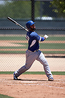Julian Leon - Los Angeles Dodgers 2015 extended spring training (Bill Mitchell)