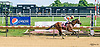 She's Trickey winning at Delaware Park on 7/24/17