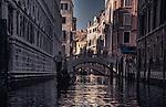Topo, rat's eye view of Venice.
