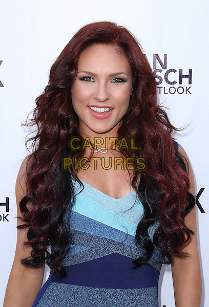28 June 2014 - Beverly Hills, California - Sharna Burgess. Genlux Magazine Celebrates Their New Issue With Katie Cassidy Held at Luxe Hotel.   <br /> CAP/ADM/FS<br /> &copy;Faye Sadou/AdMedia/Capital Pictures