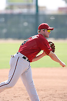Matt Davidson, Arizona Diamondbacks 2010 minor league spring training..Photo by:  Bill Mitchell/Four Seam Images.
