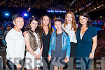 Pictured at the Austin Stacks Strictly Come Dancing held in the Dome, Tralee on Saturday night Marion O'Neill, Iseult Ní Loingsigh, Joan Brosnan, Amy Johnston, Ailish Daly and Maeve Johnston.