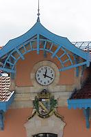 France, Gironde (33),Bassin d'Arcachon, Arcachon: La gare //  France, Gironde, Bassin d'Arcachon, Arcachon:  the railway station