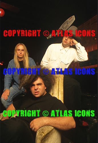 MELVINS; <br /> Photo Credit: Joe Giron/ Atlas Icons.com
