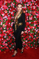 NEW YORK, NY - JUNE 10: Thalia at the 72nd Annual Tony Awards at Radio City Music Hall in New York City on June 10, 2018. <br /> CAP/MPI99<br /> &copy;MPI99/Capital Pictures