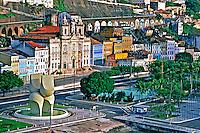 Cidade baixa de Salvador, Bahia. 1999. Foto de Juca Martins.
