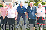 ARDFERT HORSE PROJECT: Member's of the Ardfert Horse Project who very disappointed that they can't find any land to rent to keep their horses on Wednesday morning l-r: Margret O,A?o?Brien, Helenda Clark, (Kerry Traveller Development Programme), Micheal O'Brien and Pat Murphy (Ardfert Community Centre).   Copyright Kerry's Eye 2008