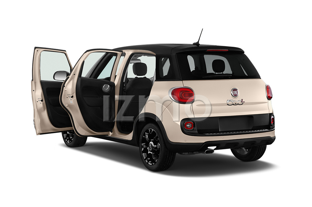 Car images of 2016 Fiat 500L Trekking 5 Door Mini MPV Doors