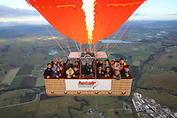 20150429 April 29 Hot Air Balloon Gold Coast