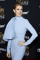 www.acepixs.com<br /> <br /> March 2 2017, LA<br /> <br /> Celine Dion arriving at the premiere of Disney's 'Beauty And The Beast' at the El Capitan Theatre on March 2, 2017 in Los Angeles, California.<br /> <br /> By Line: Famous/ACE Pictures<br /> <br /> <br /> ACE Pictures Inc<br /> Tel: 6467670430<br /> Email: info@acepixs.com<br /> www.acepixs.com