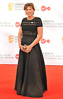 Kate Silverton at the Virgin TV British Academy (BAFTA) Television Awards 2018, Royal Festival Hall, Belvedere Road, London, England, UK, on Sunday 13 May 2018.<br /> CAP/CAN<br /> &copy;CAN/Capital Pictures