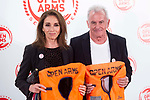 Ana Belen and Victor Manuel attends to solidary encounter to raise funds for Open Arms Foundation in Madrid, Spain. May 31, 2018. (ALTERPHOTOS/Borja B.Hojas)
