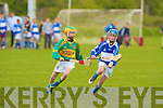 St Brendan's Aidan Healy and Lixnaw's John Buckley.