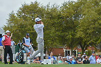 Rafael Cabrera Bello (ESP) watches his tee shot on 7 during day 3 of the World Golf Championships, Dell Match Play, Austin Country Club, Austin, Texas. 3/23/2018.<br /> Picture: Golffile | Ken Murray<br /> <br /> <br /> All photo usage must carry mandatory copyright credit (&copy; Golffile | Ken Murray)