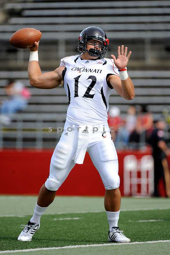 University of Cincinnati QB Zach Collaros (12). Mandatory Credit: Tomasso DeRosa
