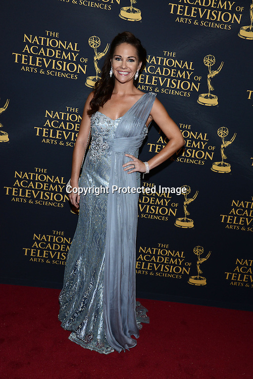 Jade Harlow attends the Creative Arts Emmy Awards on April 24, 2015 at the Universal l Hilton in Universal City,<br /> California, USA.