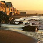 20041120 - Algeria - Alger.Le littoral algérien au soleil couchant..Ref: Littoral_algerien.jpg - © Philippe Noisette